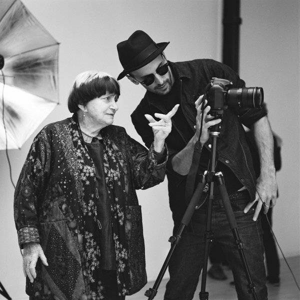 Agnès Varda & JR