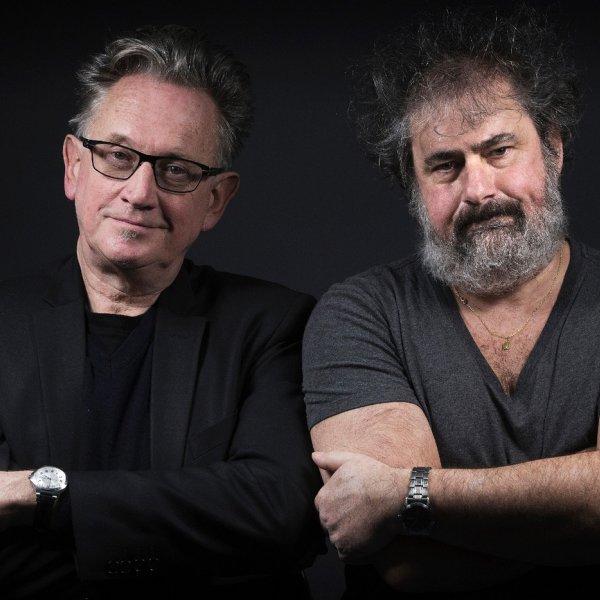 Benoît Delépine & Gustave Kervern