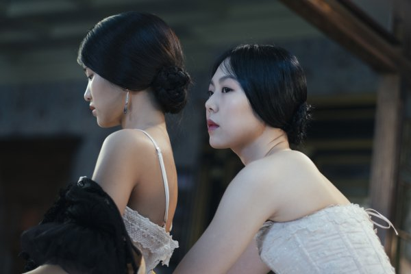 The Handmaiden (Mademoiselle)